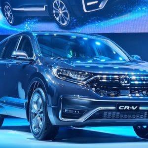 Honda CRV SENSING 2020