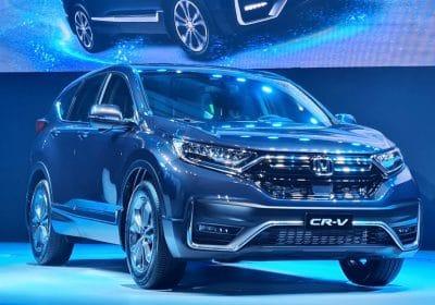 HONDA CR-V SENSING 2020
